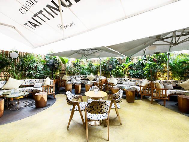 Honi Honi terrace 2018