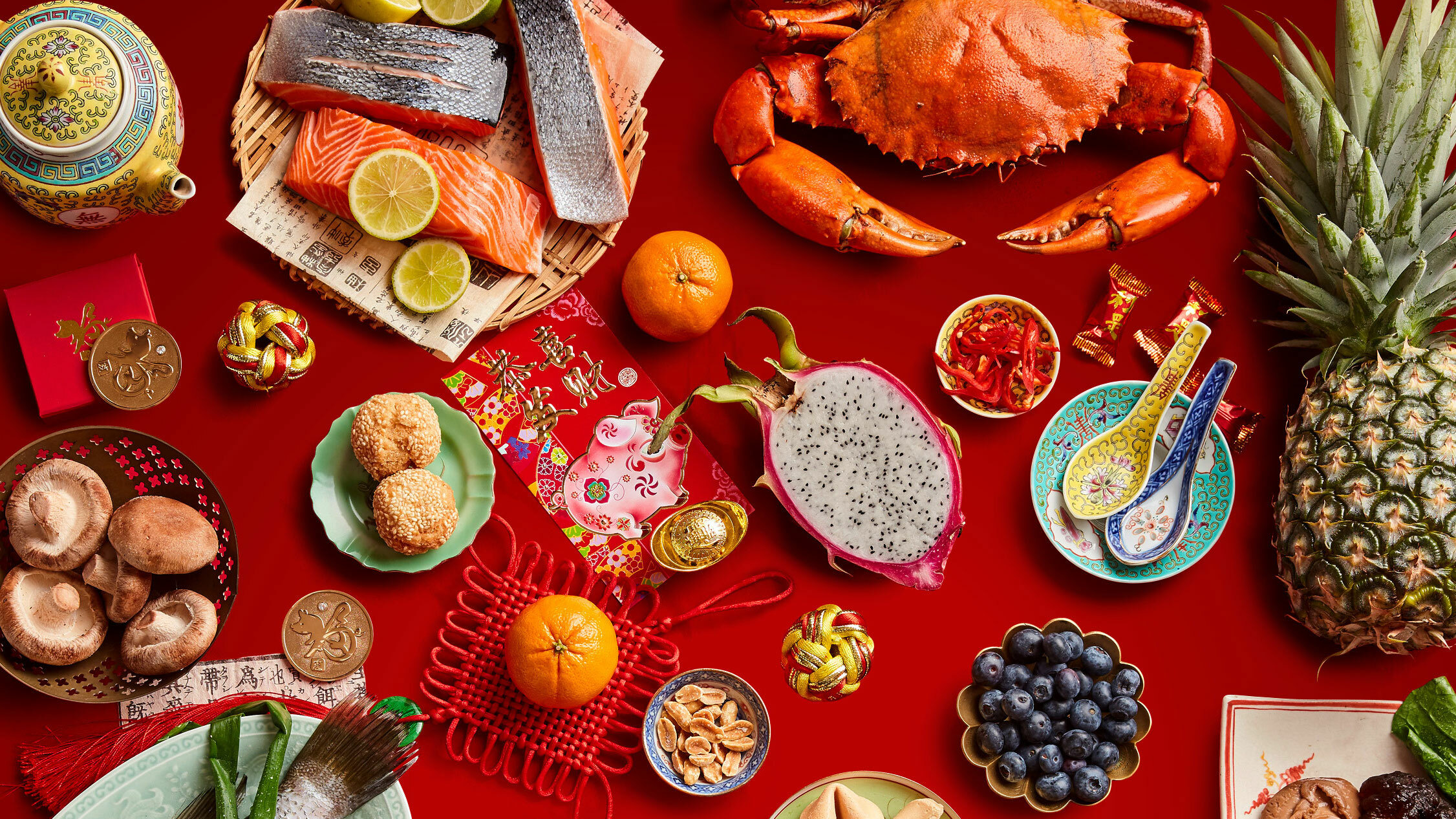 Lunar New Year Banquet