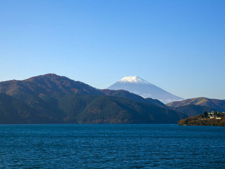 The best things to do in Hakone