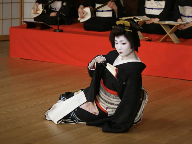 Hakone geisha