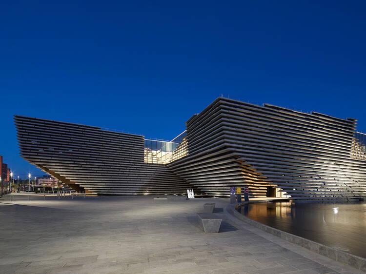 Admire o design escocês no V&A Dundee