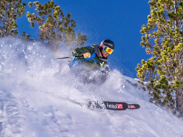 Esquia!
