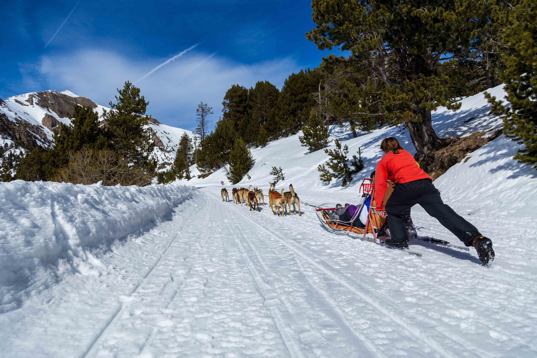 Viu l'hivern a tope a Andorra