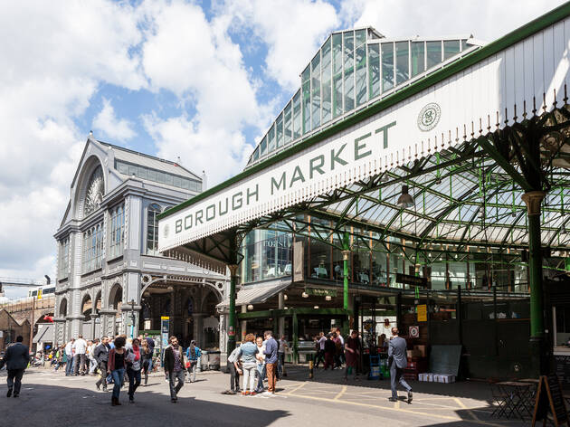 Borough Market, Londres