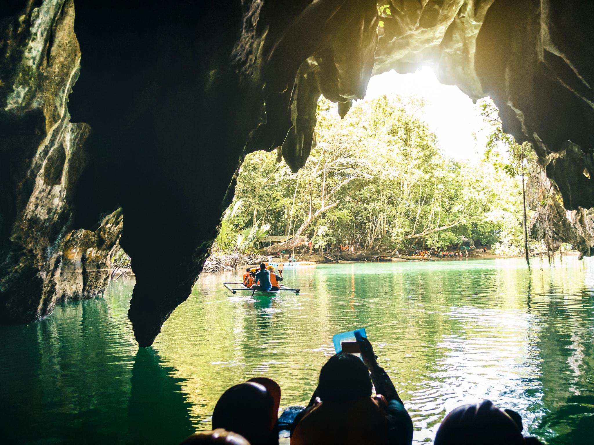 Paddle em Puerto Princesa
