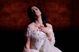 'La Traviata' at Royal Opera House