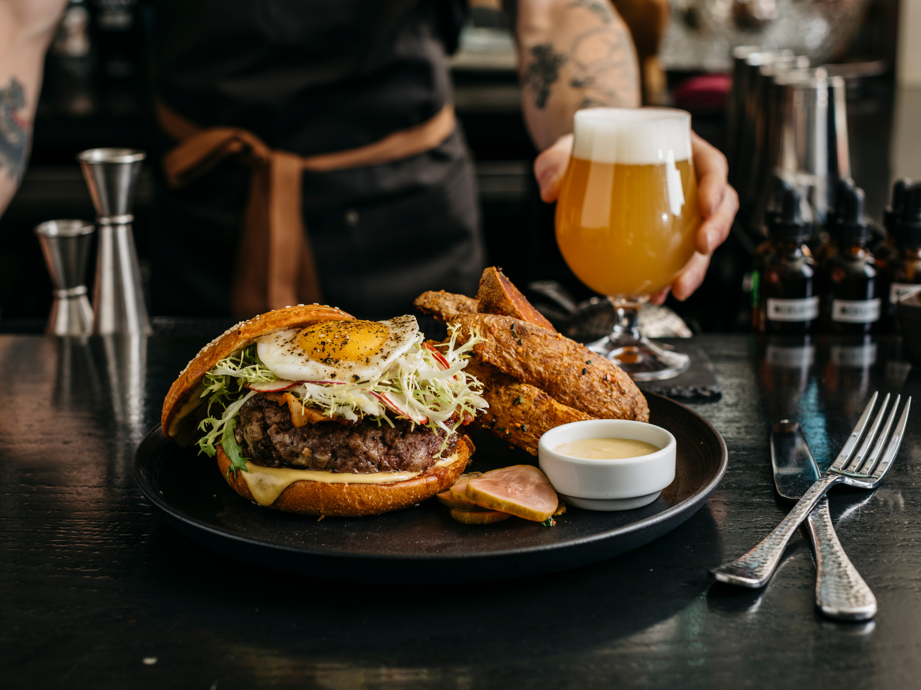 The undisputed best burgers in Boston