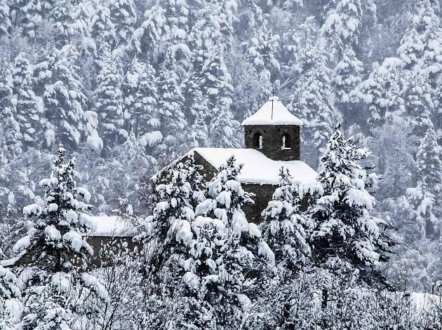 Sant Cristòfol d'Anyós, Andorra