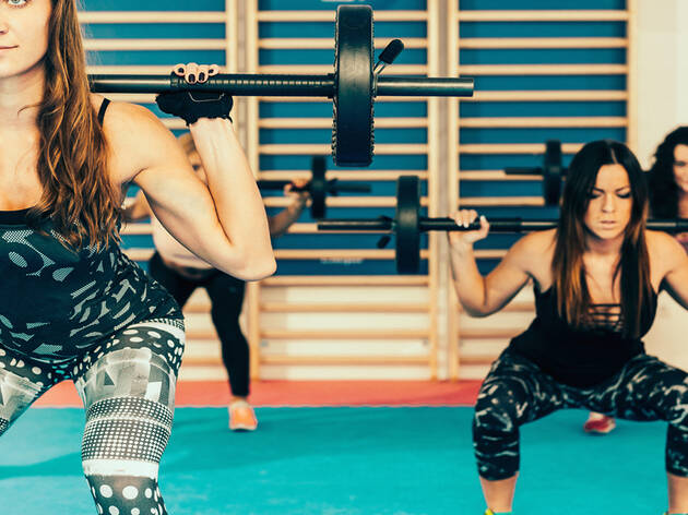 Fitness classes with Fuse