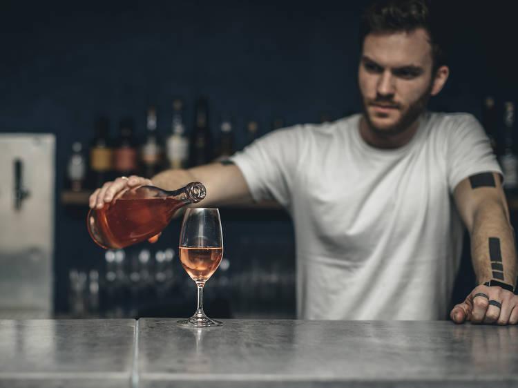 Prop up the bar at Little Mercies