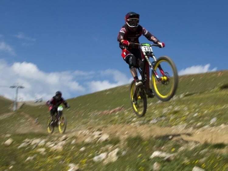 La Molina Bike Park: paraíso de las dos ruedas