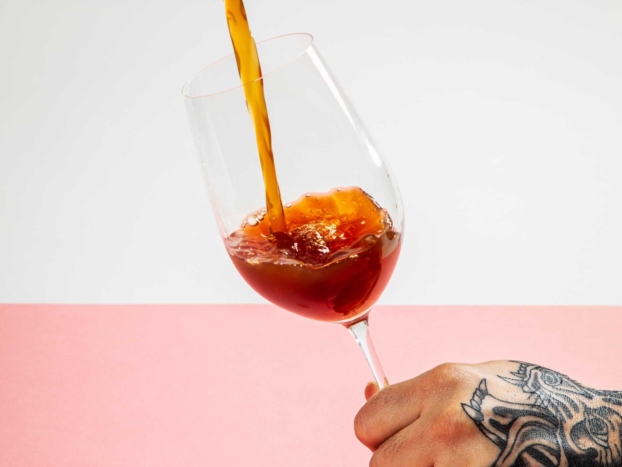 alcohol-free cocktails, plum by eve bar