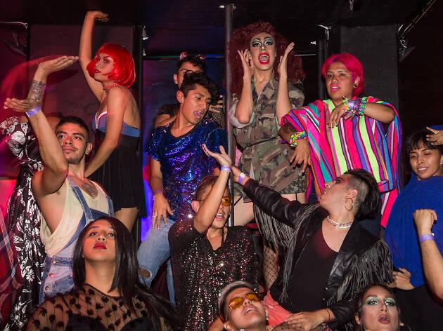 Fiesta queer con vogue, Club Kunty, para la comunidad gay