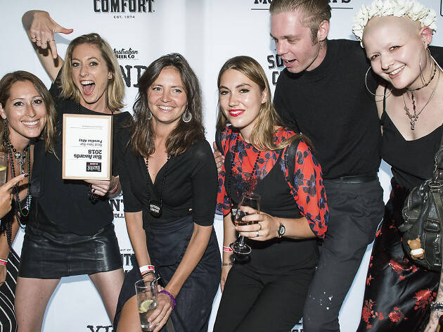 Time Out Melbourne Bar Awards 2018