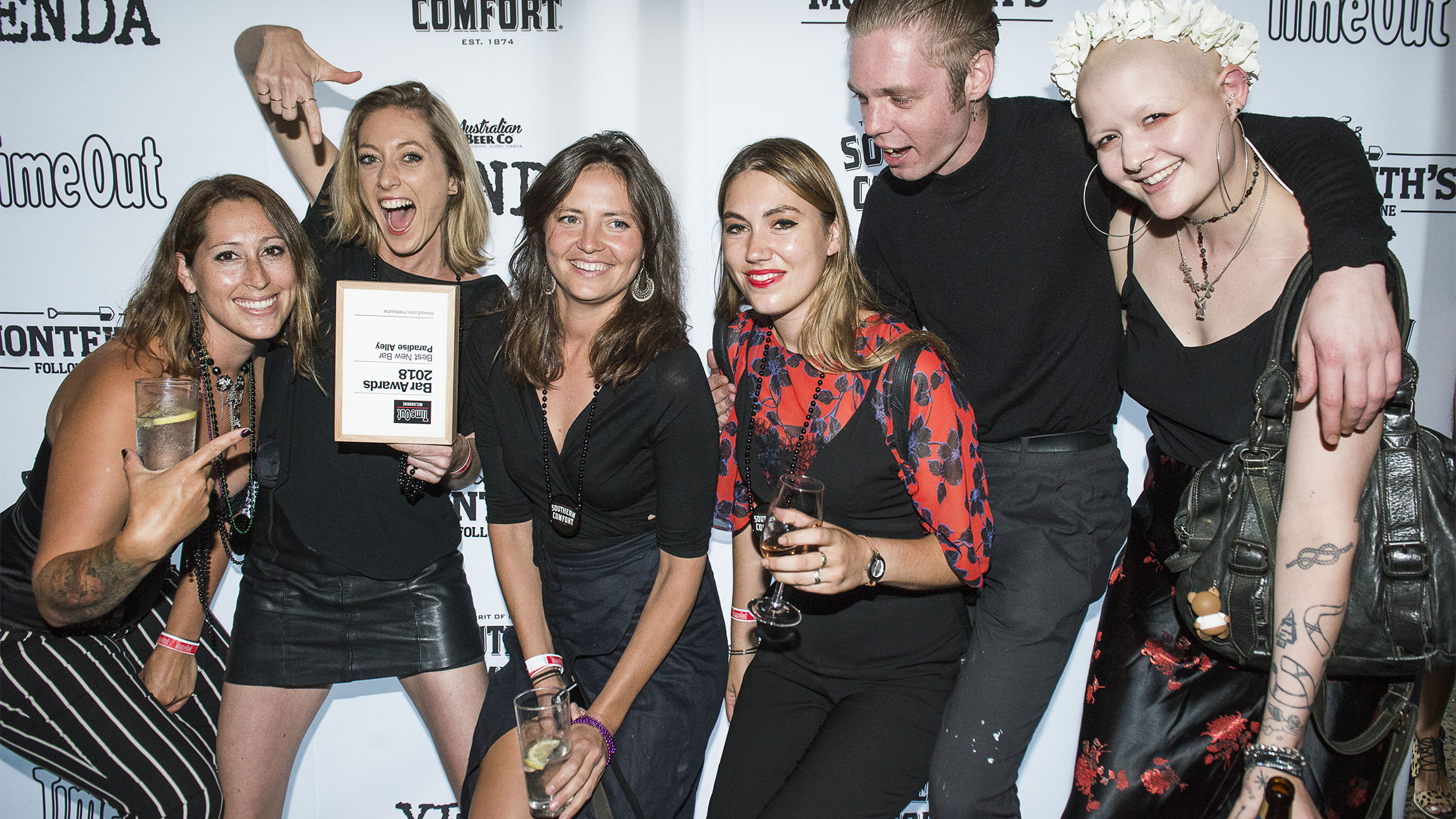 Time Out Melbourne Bar Awards