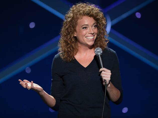 Michelle Wolf supplied image MICF 2019