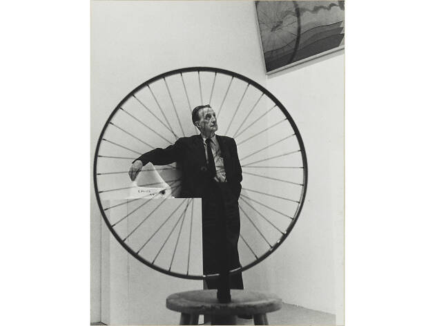 The Essential Duchamp Art Gallery of NSW supplied
