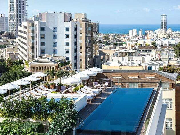 The top Tel Aviv Hotels - from beachside to city central