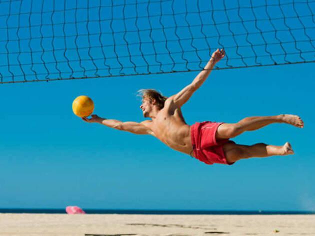 Le premier complexe de sports sur sable francilien ouvrira au printemps prochain!