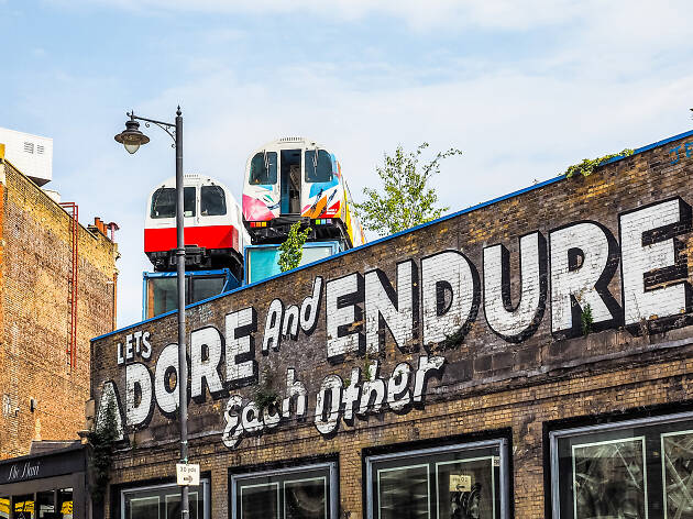 Shoreditch, area guide