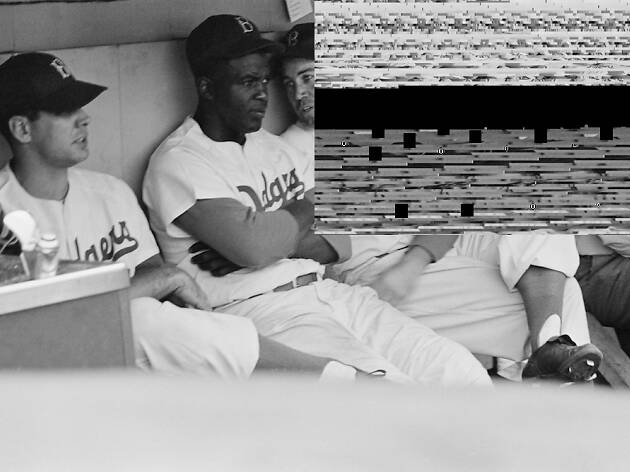 """""""In the Dugout with Jackie Robinson"""""""