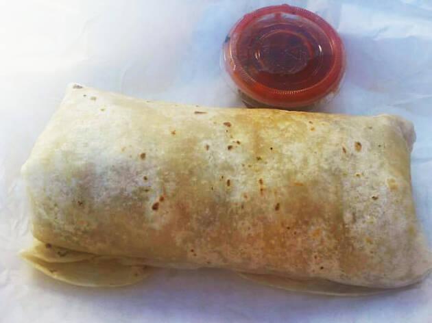 Alpha Omega in Covina best breakfast burrito