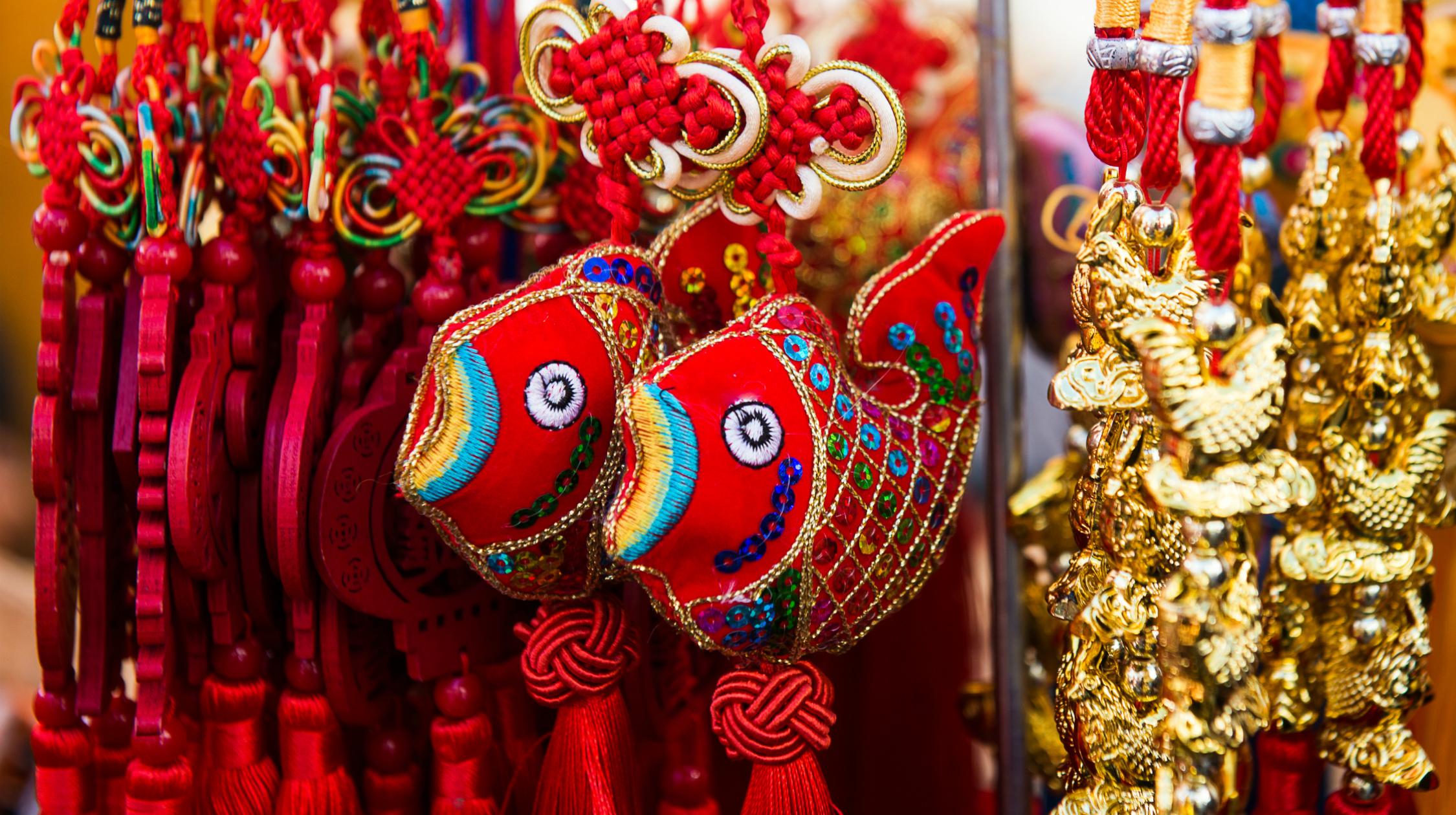Lunar New Year at Crown