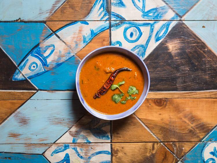 Os melhores restaurantes indianos em Lisboa