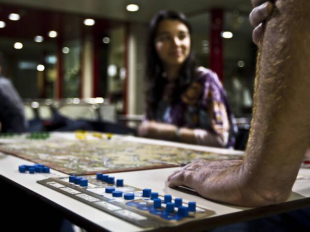 Jogos de tabuleiro