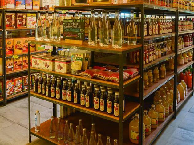 The Green Corner, una tienda con productos orgánicos en la Condesa
