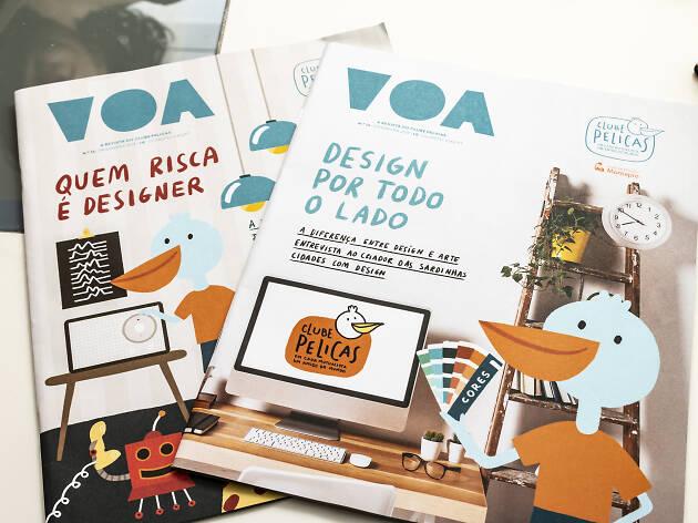 Revista VOA