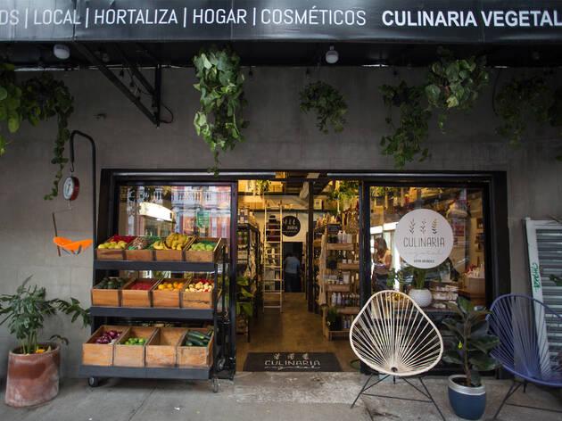 Culinaria Vegetal (Foto: Ale Carbajal)