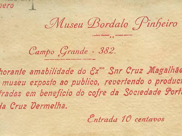 museu bordalo pinheiro