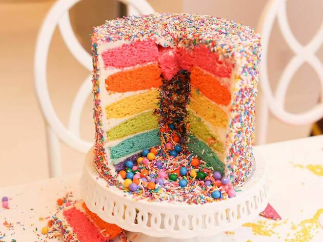 Bakeries That Make Birthday Cakes