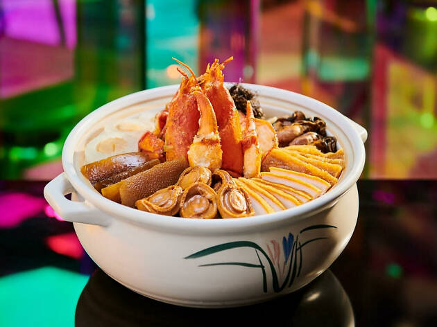 The best restaurants to celebrate Chinese New Year in Singapore