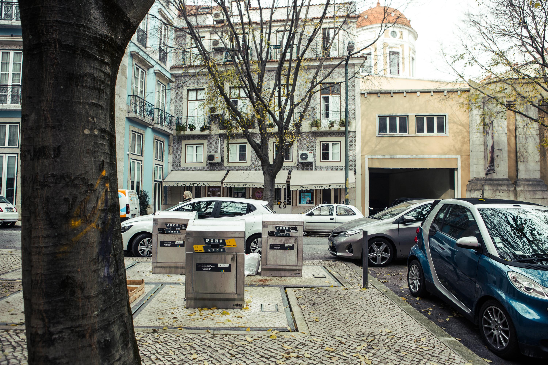 Lisboa disponibiliza kits de reciclagem a todos os moradores
