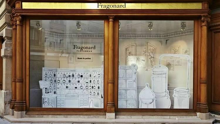 © Théâtre-musée des Parfumeries Fragonard