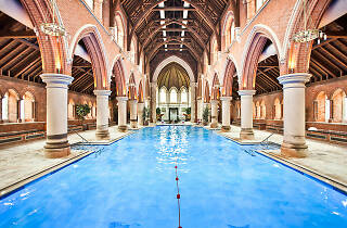 Repton Park, best swimming pools in London