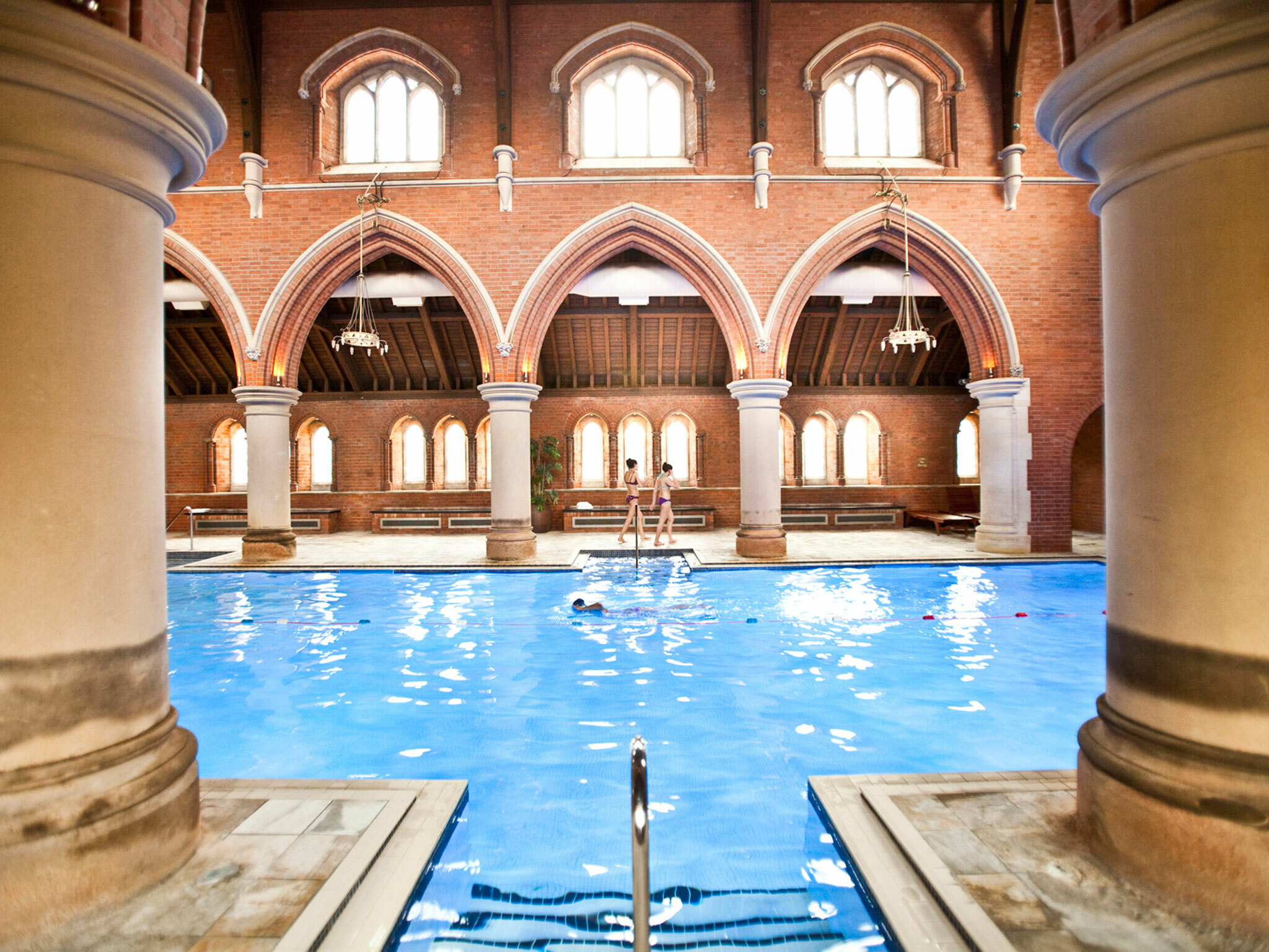 Repton Park, Virgin Active, best swimming pools