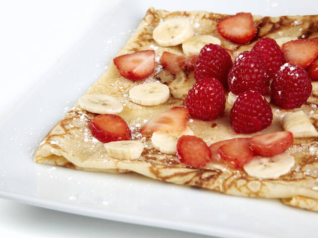 60% off crêpes at Chelsea Creperie