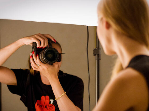 75% off a half-day photography course at Photography Course London