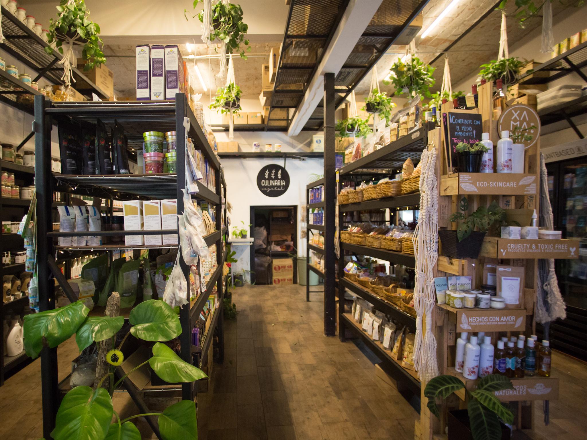 Las mejores tiendas veganas en la CDMX