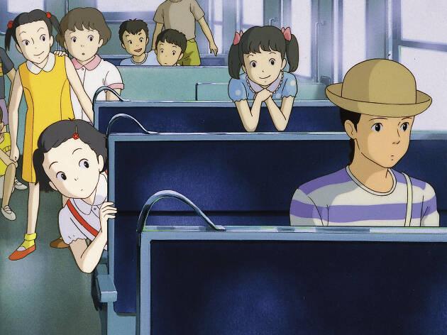 Only Yesterday, 1991 Hotaru Okamoto - Yuko Tone
