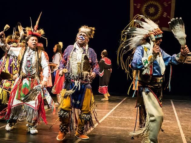 Thunderbird American Dancers Dance Concert and Pow Wow