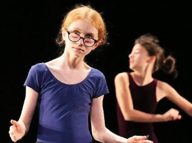 Ellen Robbins's Dances by Very Young Choreographers