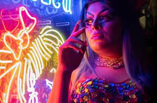 Channel La Emperatriz drag