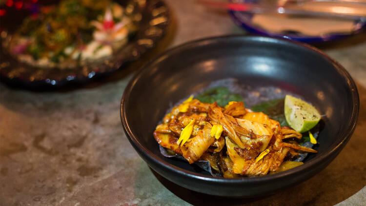 Los Loosers, fusión mexicana y asiática de comida vegana