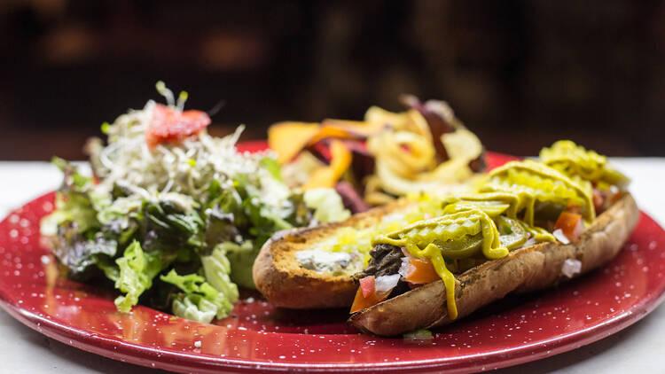 Temictli, restaurante de comida vegana y tienda de productos orgánicos