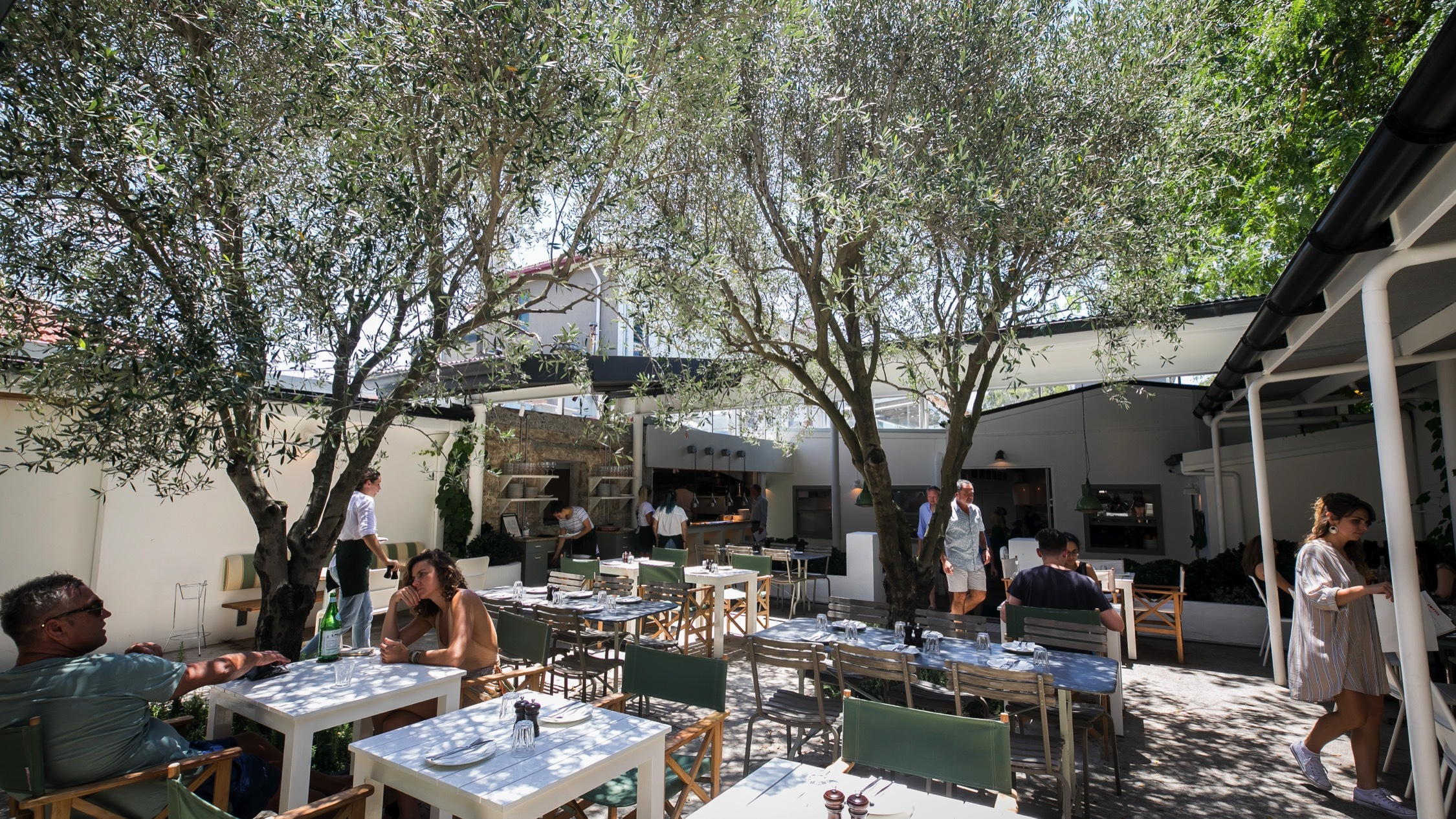 The Best Alfresco Dining Spots In Sydney