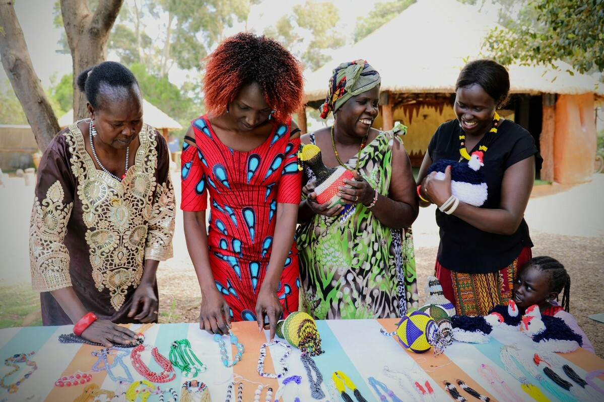 African Village Market at Werribee Zoo